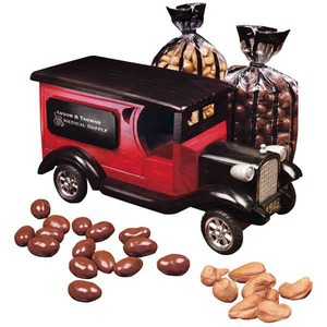 Vehicle Themed Food Gifts - Train Vehicle Themed Food Gifts