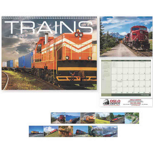 Appointment Calendars - Trains Appointment Calendars