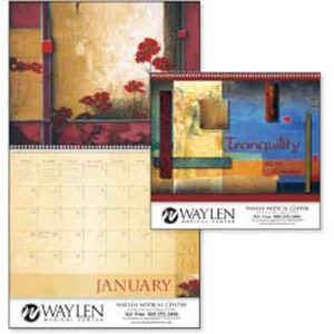 Appointment Calendars - Tranquility Appointment Calendars