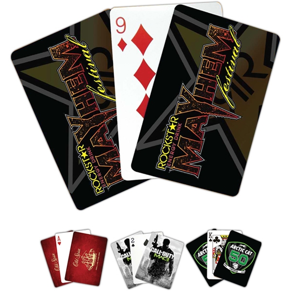Playing Cards - Transparent Playing Cards