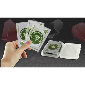 Custom Imprinted Transparent Playing Cards