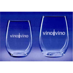 Personalized Trendsetter Stemless Wine Drinkware Crystal Gifts