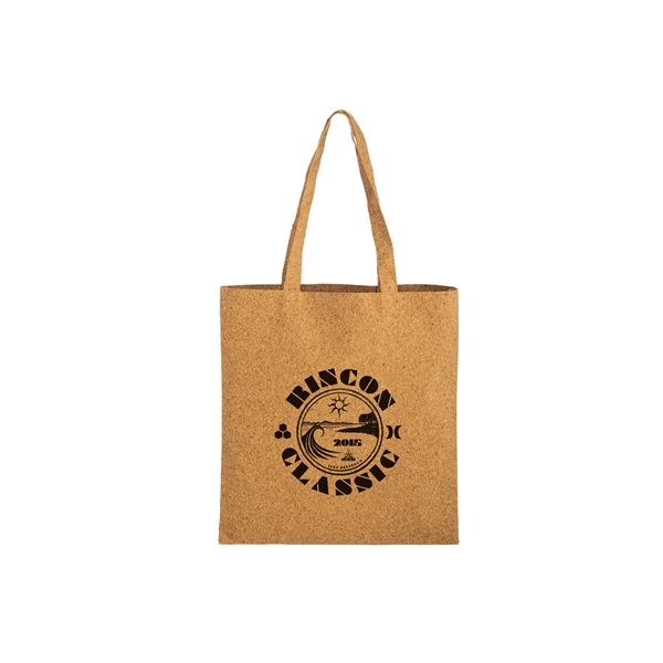 Custom Imprinted Cork Tote Bags