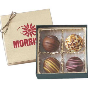 Custom Imprinted Truffle Boxes!
