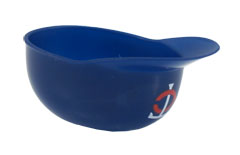 Stock Team MLB Baseball Cap Sundae Dishes -