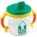Personalized Two Handle Baby Sippy Cups