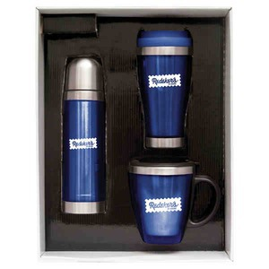 Travel Mug Gift Baskets -
