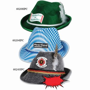 Fun Caps and Hats - Tyrolean Hats