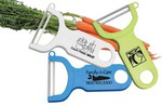 Custom Printed Vegetable Peelers with Handles!