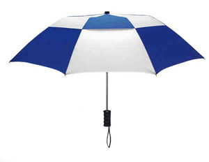 Custom Imprinted Vented Folding Umbrellas