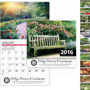 Custom Imprinted View from the Porch Appointment Calendars