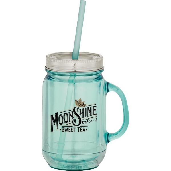 Mason Jar Mugs -