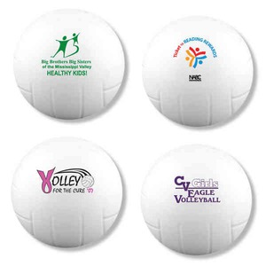 Custom Made Vinyl Volleyballs!