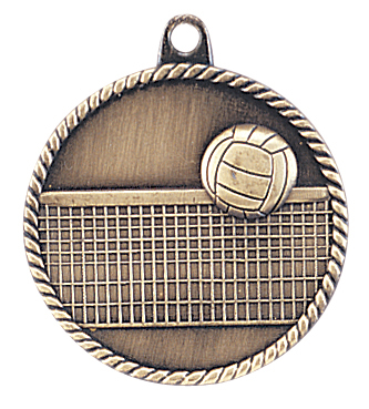 Volleyball Medals -