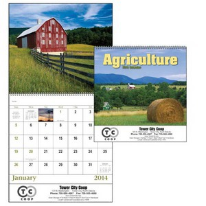 Custom Imprinted Wall Calendars!