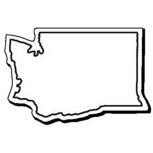 Washington State Shaped Promotional Items -