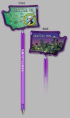 Washington State Shaped Promotional Items -