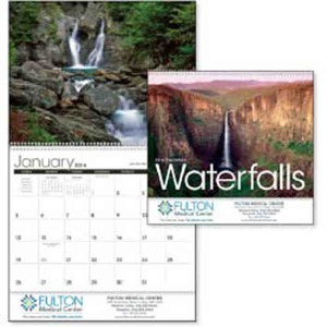 Appointment Calendars - Waterfalls Appointment Calendars