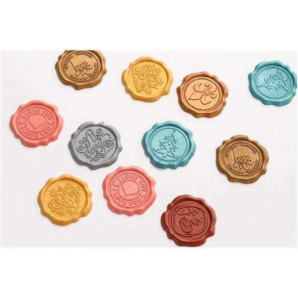 Custom Imprinted Wax Seals!
