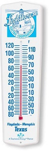 Custom Imprinted Weather Guard Outdoor Thermometers