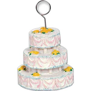 Wedding Cake Theme Promotional Items -