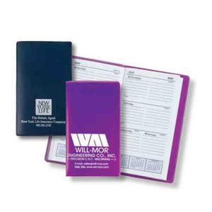 Custom Printed Weekly Pocket Planners!