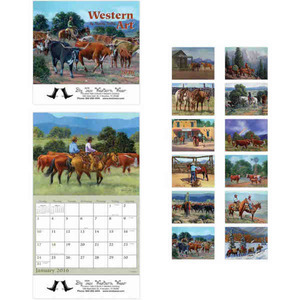 Appointment Calendars - Western Art Appointment Calendars