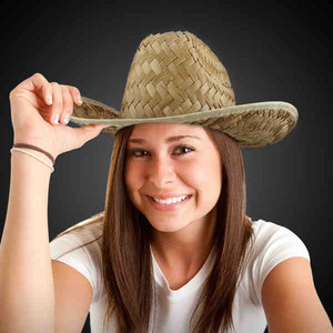 bac0619bd1c66 Wide Brim Cattleman Cowboy Hats - Custom Decorated Promotional Items ...