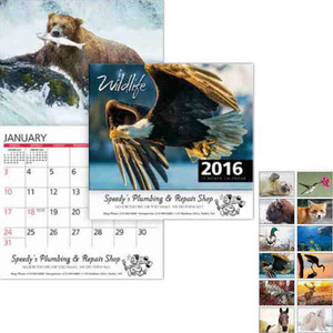 Appointment Calendars - Wildlife Art Appointment Calendars
