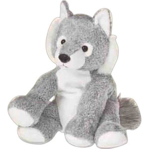 Wolf Mascot Promotional Items -
