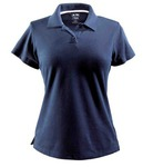 Embroidered Womens Adidas Golf Polo Shirts!