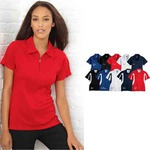 Embroidered Womens Champion Golf Polo Shirts!