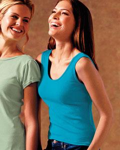 Womens Sleeveless Tank Tops -