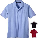 Customized Womens Dickies Golf Polo Shirts!