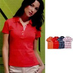 Customized Womens Hyp Golf Polo Shirts!