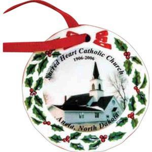 Porcelain Ornaments -