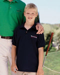 Customized Youth Gildan Golf Polo Shirts!