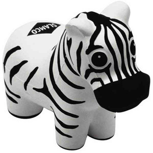 Zebra Themed Promotional Items -