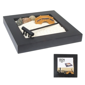 Spa and Relaxation Promotional Items - Zen Gardens