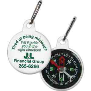 Compasses - Zipper Pull Compasses