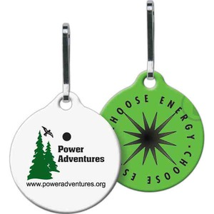 Custom Printed Zipper Pulls with Hooks!