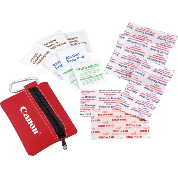 Custom Imprinted 1 Day Service First Aid Kits